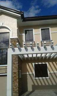 House and lot for sale in mabiga mabalacat pamp.