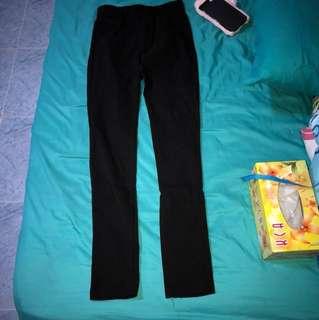 BN black jeans leggings