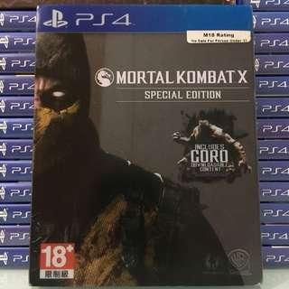 [PS4] Mortal Kombat X