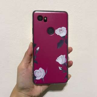 Google Pixel 2XL Flower Casing