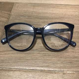 Celine Navy Optical Glasses