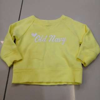Old Navy Sweater (6-18m)