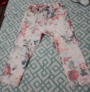 Peppermint pants