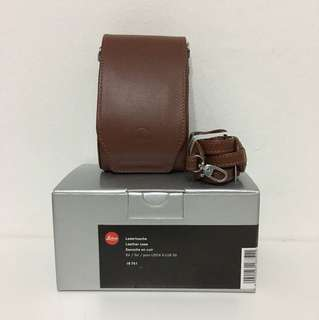 BNIB 18751 Leica V-Lux 30 Leather Case - Brown