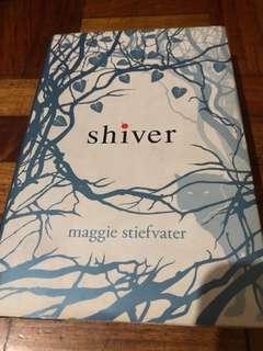 Shiver and Linger hardbound
