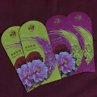 Parkson Red Packets