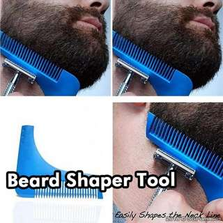 (Free mail) Beard Shaper Tool