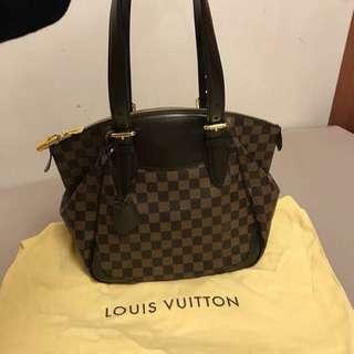Authentic Louis Vuitton Verona MM Damier
