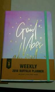 Typo Weekly-2018 Buffalo Planner