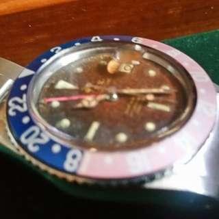 1950s Rolex gmt 6542