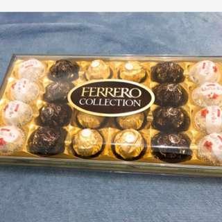 金莎巧克力禮盒