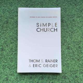 BOOK - Simple Church