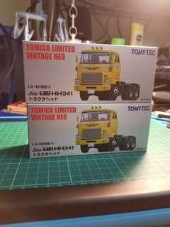 Tomytec LV-N166a Hino HH341