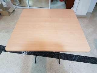 90 x 90cm foldable majong table