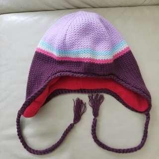 中童冷帽(fleece內膽)