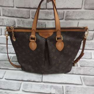 Original Louis Vuitton Palermo Bag PM
