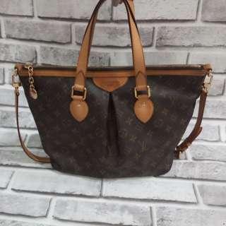 Original Louis Vuitton Palermo Bag PM