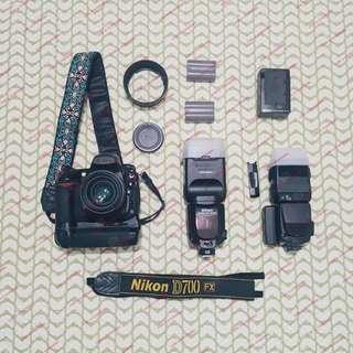 Nikon D700 + 50mm 1.4G + SB900 + SB800 [urgent]