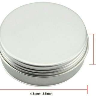 Tin Cans for balms