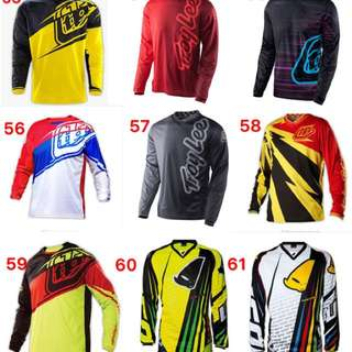 TLD downhill suit