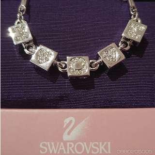 SWAROVSKI 施華洛世奇 項鍊 母親節項鍊 鑽石項鍊 水鑽項鍊 非 水晶項鍊