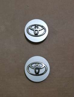 Toyota Rims centre caps