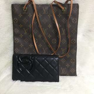 Pre-owned bags