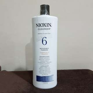 Brand New [NIOXIN] No. 6 Cleanser