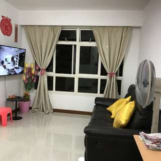 Rent Eexclusive master bedroom at affordable price