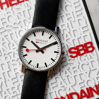Mondaine Official Swiss Railway Watch