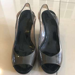 Authentic Kartell Jelly Wedges Shoes