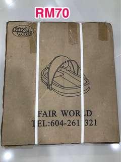 Fair World Baby Mattress