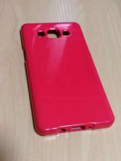 Samsung Galaxy A5 cover | Pink