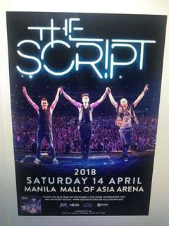 LOOKING FOR THE SCRIPT VVIP TIX