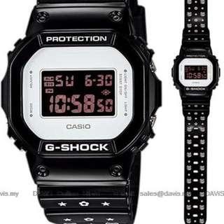 G Shock x BearBrick Dw5600