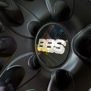 Original BBS CS5 19 Rim