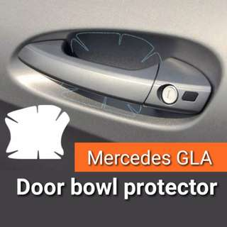 Mercedes GLA Door Bowl Protector