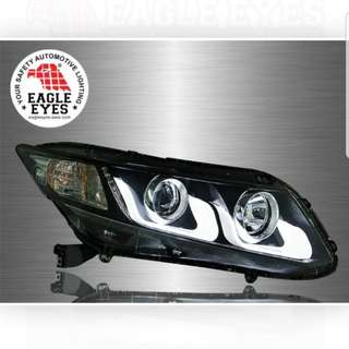 EAGLE EYES Civic 12-15 head lamp