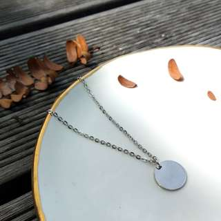 [Shopfika] Michelle Necklace in Silver