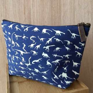Beautiful Dino pouch 30% off