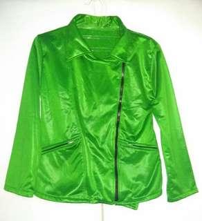 Jaket hijau