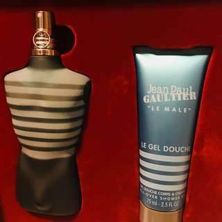 Jean Paul Gaultier Le Male 125ml & Shower Gel