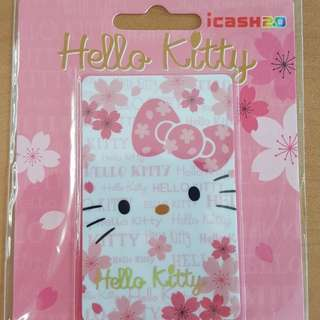 🚚 貨到付款【現貨】 hello kitty愛金卡 hellokitty icash2.0 捷運卡火車卡公車卡交通卡