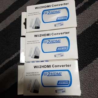 Bnib Wii HDMI converter