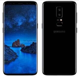 大量全新 Samsung Galaxy s9