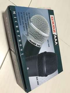 Two microphone GXDZ AAA