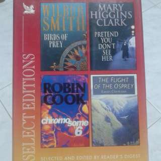 Select Editions By Reader's Digest