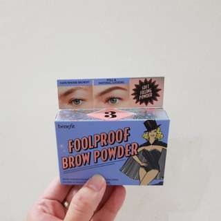 Benefit Brow Powder 3