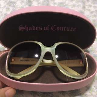 ‼️SALE‼️👑Juicy Couture Playful/S ERE YY Sunglasses👑