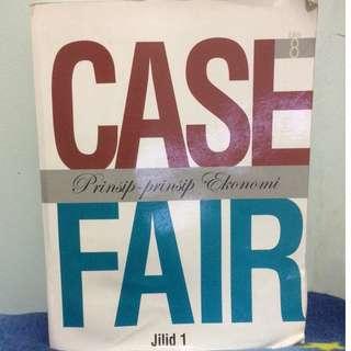 Prinsip-prinsip ekonomi CASE FAIR